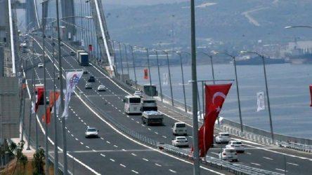 Yavuz Sultan Selim ve Osmangazi köprülerinin geçiş ücretlerine yüzde 14 zam!