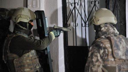 Adana merkezli 5 ilde 'FETÖ' operasyonu