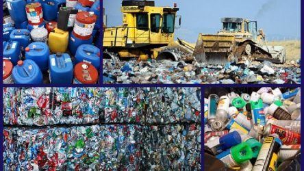 Plastik poşet paralı ancak Dünya'nın çöpü Türkiye'ye