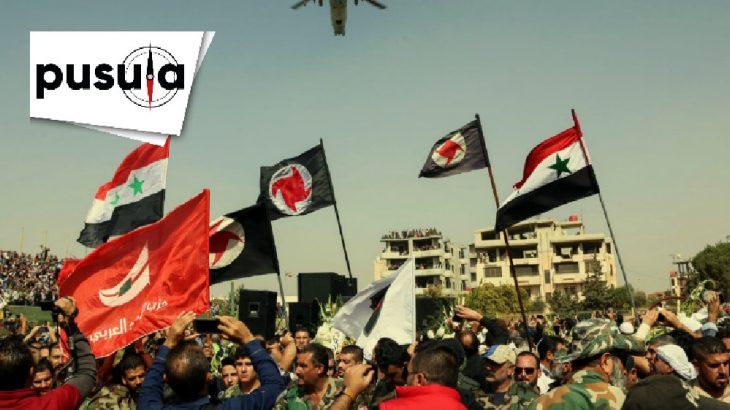 Suriye diz çökmeyecek