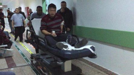 Samsun İlkadım'da 15 yaşındaki kız çocuğu, kendisini yetiştirme yurduna göndermek isteyen babasını bıçakladı