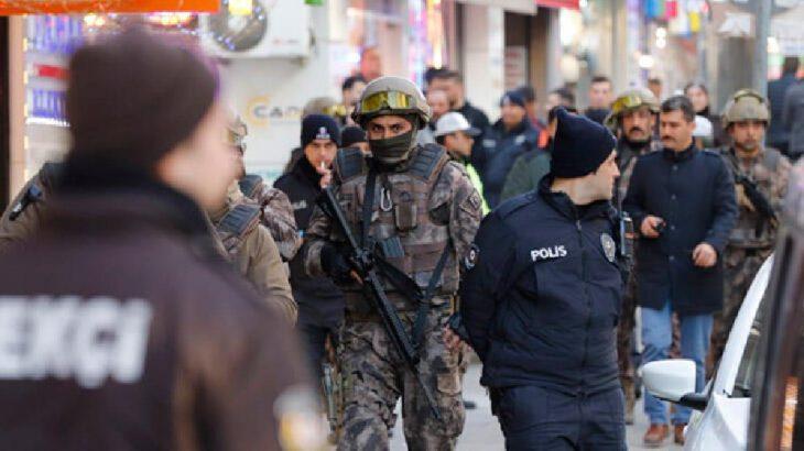 Ankara'da çevreye ateş açan kişi gözaltına alındı