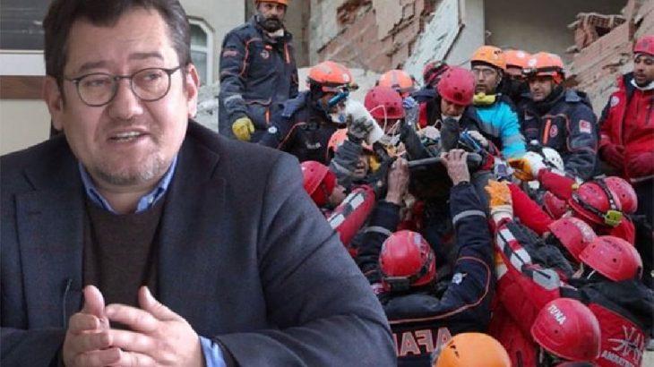 Serdar Akinan'dan açıklama: AKP tayfasına bir çift sözüm var