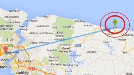İstanbul'da Şile merkezli deprem