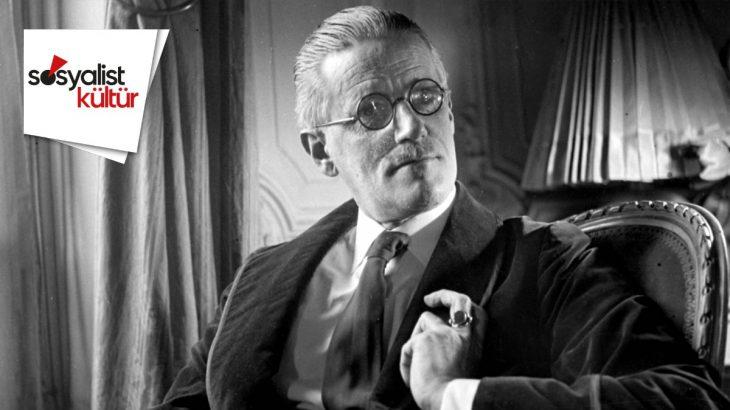 SOSYALİST KÜLTÜR | Narsist bir yabancı James Joyce