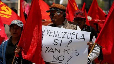 Venezuela'dan İran ve Irak'a taziye mesajı
