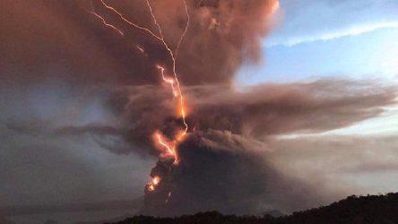 VİDEO | Volkan böyle patladı