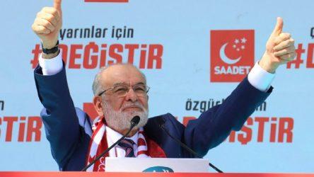 Saadet Partisi tezkereye 'evet' diyecek