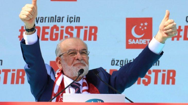 Saadet Partisi tezkereye'evet' diyecek