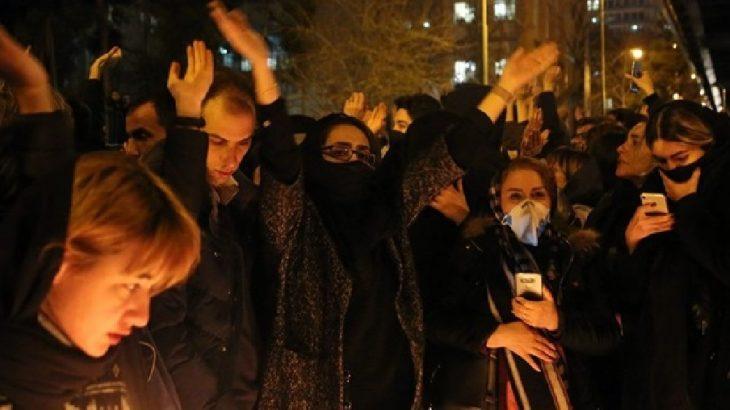 Tahran'da hükümet karşıtı protesto eylemleri başladı