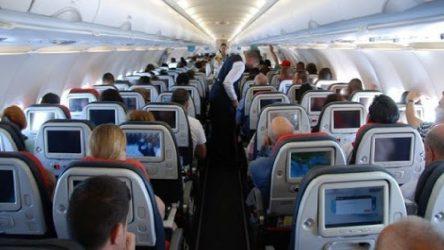 THY'nin Çin'e giden uçağında Çinli yolcu istenmedi
