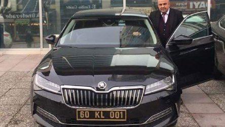 Tokat Erbaa'da MHP'li başkan 450 bin liralık yeni makam aracı için kurban kesti!