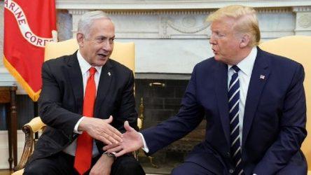 Trump'Yüzyılın Anlaşması'nı açıkladı: Barış değil işgal planı