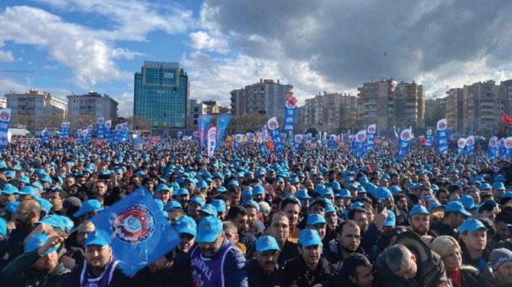 Sınıf Tavrı: Türk-Metal, metal işçisini bir kez daha yarı yolda bırakmıştır!