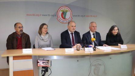 Türk Tabipler Birliği'nden 'Türkiye'nin Sağlığı' raporu