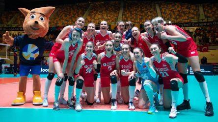 Türkiye Kadın Milli Voleybol Takımı Tokyo Olimpiyatları'nda