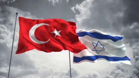 'One minute' bahane: İsrail'le ilişkiler 'tıkırında'