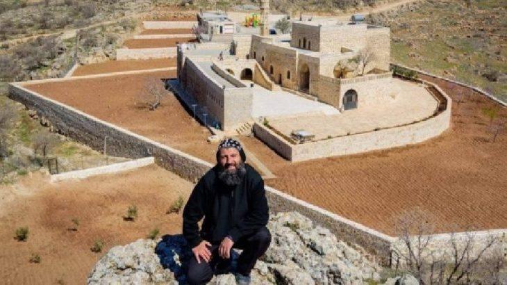 Mor Yakup Manastırı rahibi tahliye edildi