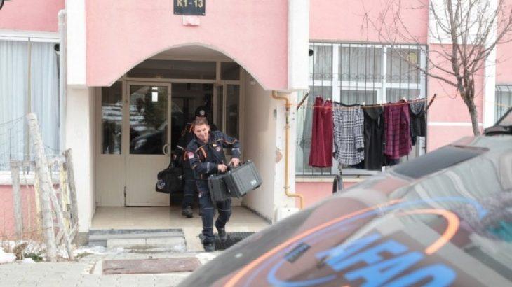 Van Tuşba'da internetten aldığı siyanür katkılı ilaçla intihara kalkıştı