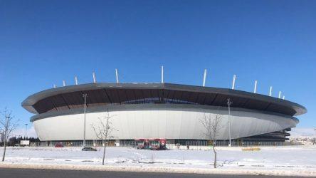 Eski stadyum 'millet bahçesi' kararı nedeniyle yıkılmıştı: Yeni Eskişehir Stadyumu kullanılmayacak