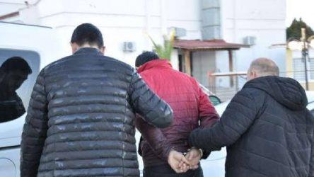 Yolda yürüyen kadını taciz eden kişi tutuklandı