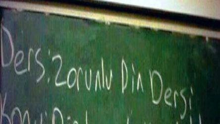 Milli eğitim müdürlükleri, dini dersleri 'seçmeye' çağırıyor!