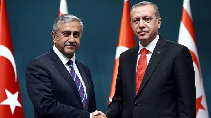 Akıncı: Erdoğan'ın 'anavatan-yavruvatan' tanımına karşıyız