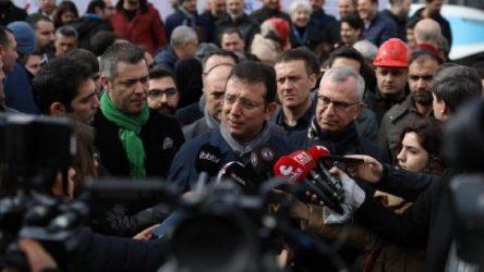 İmamoğlu'ndan TÜRGEV binası açıklaması: Eşkıyalık