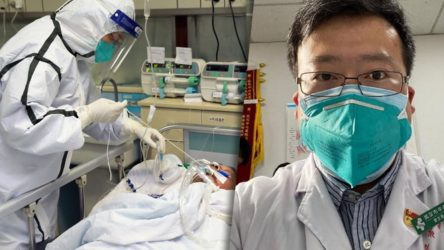 Koronavirüs salgınını tespit eden doktor hayatını kaybetti