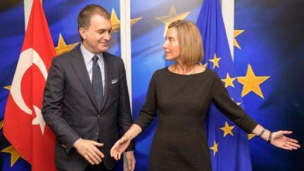 Çelik: Avrupa için ya Türkiye ya aşırı sağ zamanı