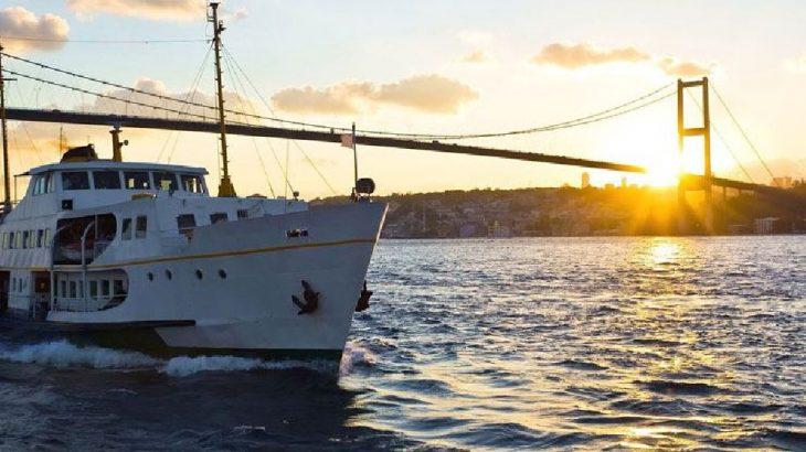 İstanbul'da güneşli haftasonu