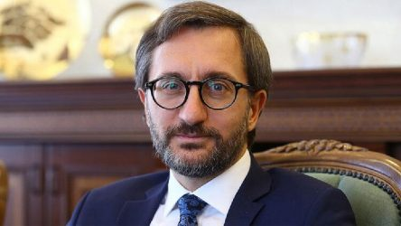 Erdoğan'ın İletişim Başkanı Fahrettin Altun: Esed'in gelecekteki yeri Lahey'deki Adalet Divanı'dır