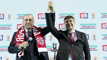 Antalya'da Menderes Türel döneminin faturası çıkarıldı!