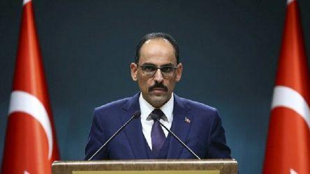 Cumhurbaşkanlığı sözcüsü Kalın: Libya'da siyasi çözüm olacağına inanıyoruz