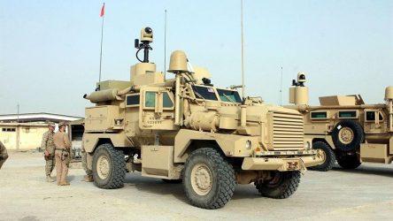 ABD'nin YPG'ye verdiği 715 milyon dolarlık silahın kaydını tutmadığı ortaya çıktı
