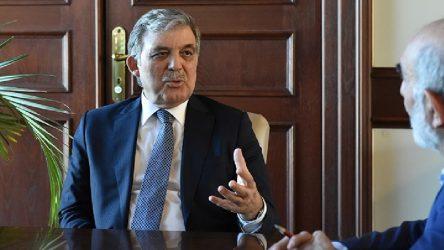 Abdullah Gül 'isyan'larda: Türkiye böyle mi olacaktı?