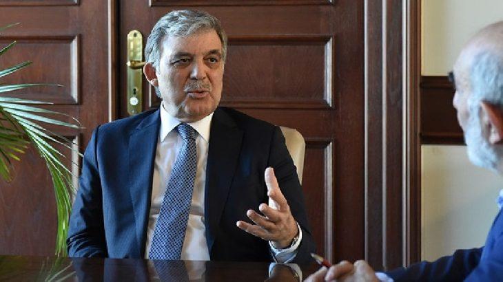 Abdullah Gül'den 'Babacan'ın partisinde yer alacak mısınız?' sorusuna yanıt