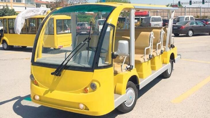 Adalar'da elektrikli taşıma İBB Meclisi'nde kabul edildi