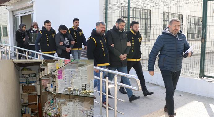 Adana'da gizli bölmeli kaçak hastane