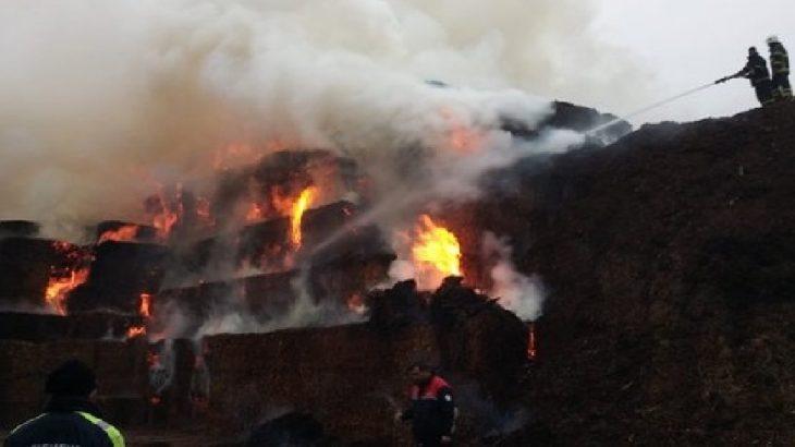 Adana'daki fabrika yangını söndürülemiyor
