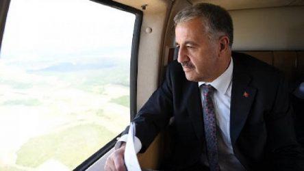 AKP'li Ahmet Arslan yolcuların yerini değiştirtti: Benim kim olduğumu biliyor musunuz?
