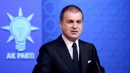 AKP Sözcüsü Çelik'ten KKTC Cumhurbaşkanı Akıncı'ya tepki