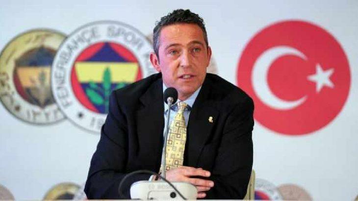 Ali Koç'tan'siyasi tezahürat' uyarısı: Fenerbahçe devletle gerginliğe girmeyecek