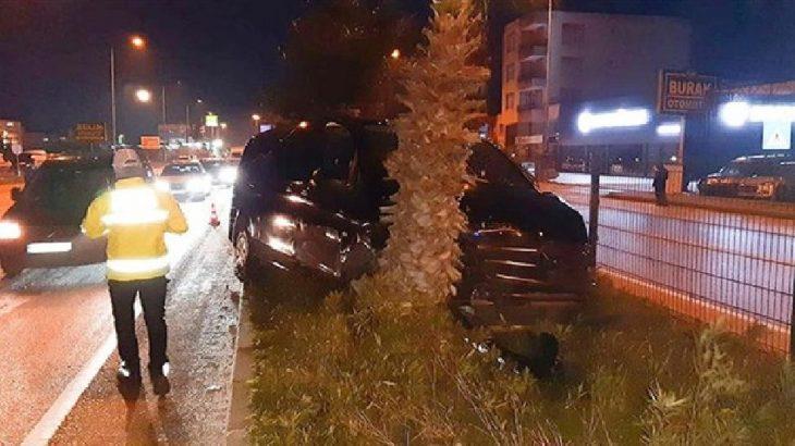 AKP'li Özhaseki, Türel ve Yılmaz trafik kazası geçirdi
