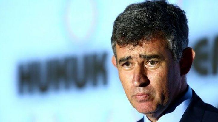 Antalya Baro Başkanı'ndan Feyzioğlu'na:'Saray Bekçisi'ni aforoz etmek boynumuzun borcu olsun