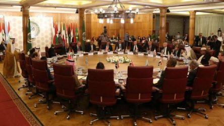 Arap Birliği, ABD'nin 'Yüzyılın Anlaşması' planını reddetti