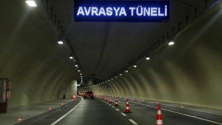 Hazine, araç garantili Avrasya Tüneli için şirkete 391 milyon TL ödeyecek