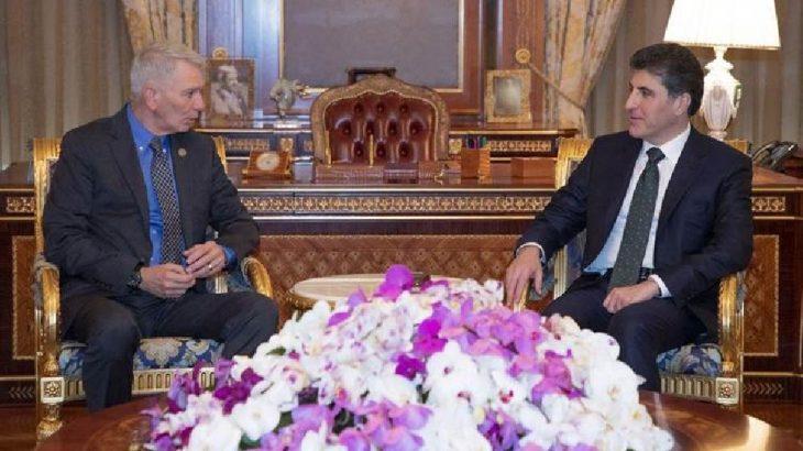 Barzani'den ABD'ye teşekkür!