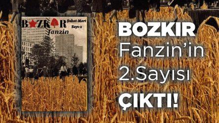 Bozkır Fanzin'in 2. sayısı çıktı!