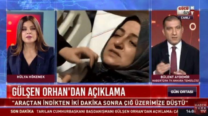 Gülşen Orhan açıklama yaptı, Bülent Aydemir özür diledi